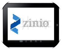 Advertising for Zinio.com