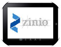 Advertising for Zinio.com