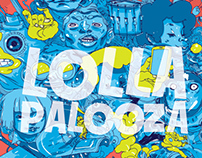 Lollapalooza Poster Contest | 2013