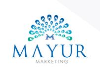 Mayur Brand Identity