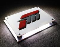 Forza MotorspArt - 3D Wall Art