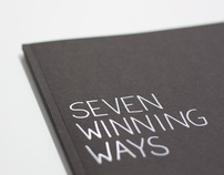 '7 winning ways' marketing brochure