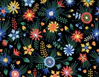 Seamless Vector Patterns