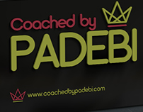 Logo Design for Coached by Padebi