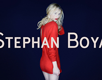 Stephan Boya - Red, White and Blue
