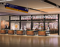 Scotty's Brewhouse Indianapolis Airport