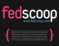 FedScoop Services Pamphlet