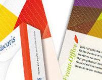 Educatis Software (Corporate Identity + Web + Print)