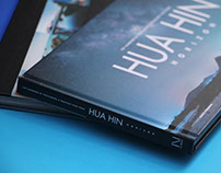 Hua Hin Book layout Design