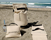 Dragonfly sandbags