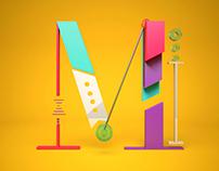 Typography Posters - Ligature