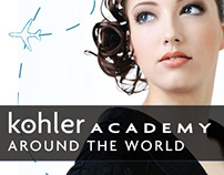 Kohler Academy - Around the World Charity Event