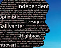 Introvert Yet Gregarious | Personality Profile