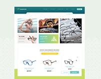 Lenskart - An eyewear website revamp!