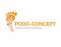 Logo Design Podo-Concept