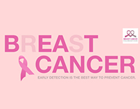 Breast Cancer Foundation: Integrated campaign
