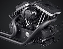 MOTO ENGINE/HARD SURFACE
