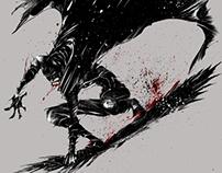 February 2012 -Batman  Arkham Asylum sample script