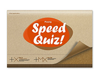 Speed Quiz App. Pioong