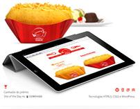 Food hotsite