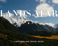 Lands Afar: A New Zealand Travel Guide