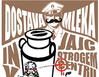 Milk Delivery project