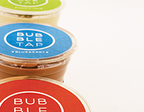 Bubble Tap Food Truck Branding