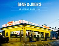 Gene & Jude's Branding/Website