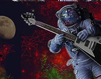 Astronaut Rockstar!