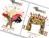Feria Nacional de San Marcos Poster