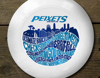 Frisbee Peixets