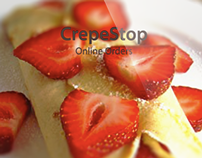 Crepe Stop Logo