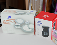 Embalagens Grupo Freitas Varejo