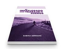 """""""El inexplorado viaje..."""" Diseño portada y maquetación"""
