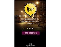 Live Spotit App
