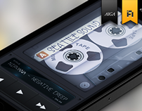 MixTape - iOS Music App -