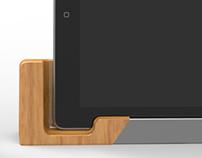 AC iPad Stand
