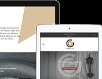 Coverguard website design and build