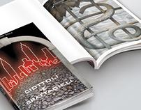"""Libro """"Ciottoli e Grattacieli"""" (2008)"""