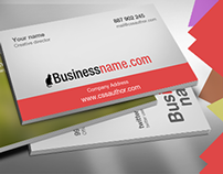 Business Card Templates PSD