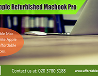 Buy Apple Refurbished Macbook Pro