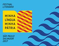 Festival Literário Minha Língua Minha Pátria