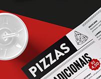 Pizzaria Slais™ - Branding