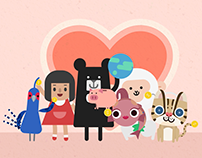 [MG] Taiwan bar 跟家扶一起用愛連結世界吧