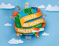 Volta ao mundo Smiles