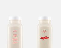 Mylko Brand Identity