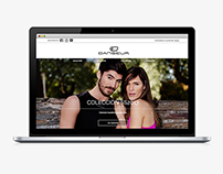 Danseur - UI sitio web responsive