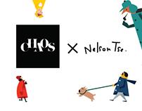 CHAOS X Nelson Tse - Nelson's Christmas T-Shirt
