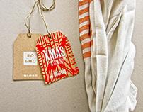 Ro&Mo Christmas Gift Tag