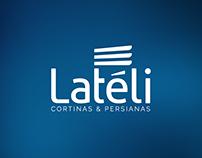 Criação de Identidade Visual para empresa Latéli